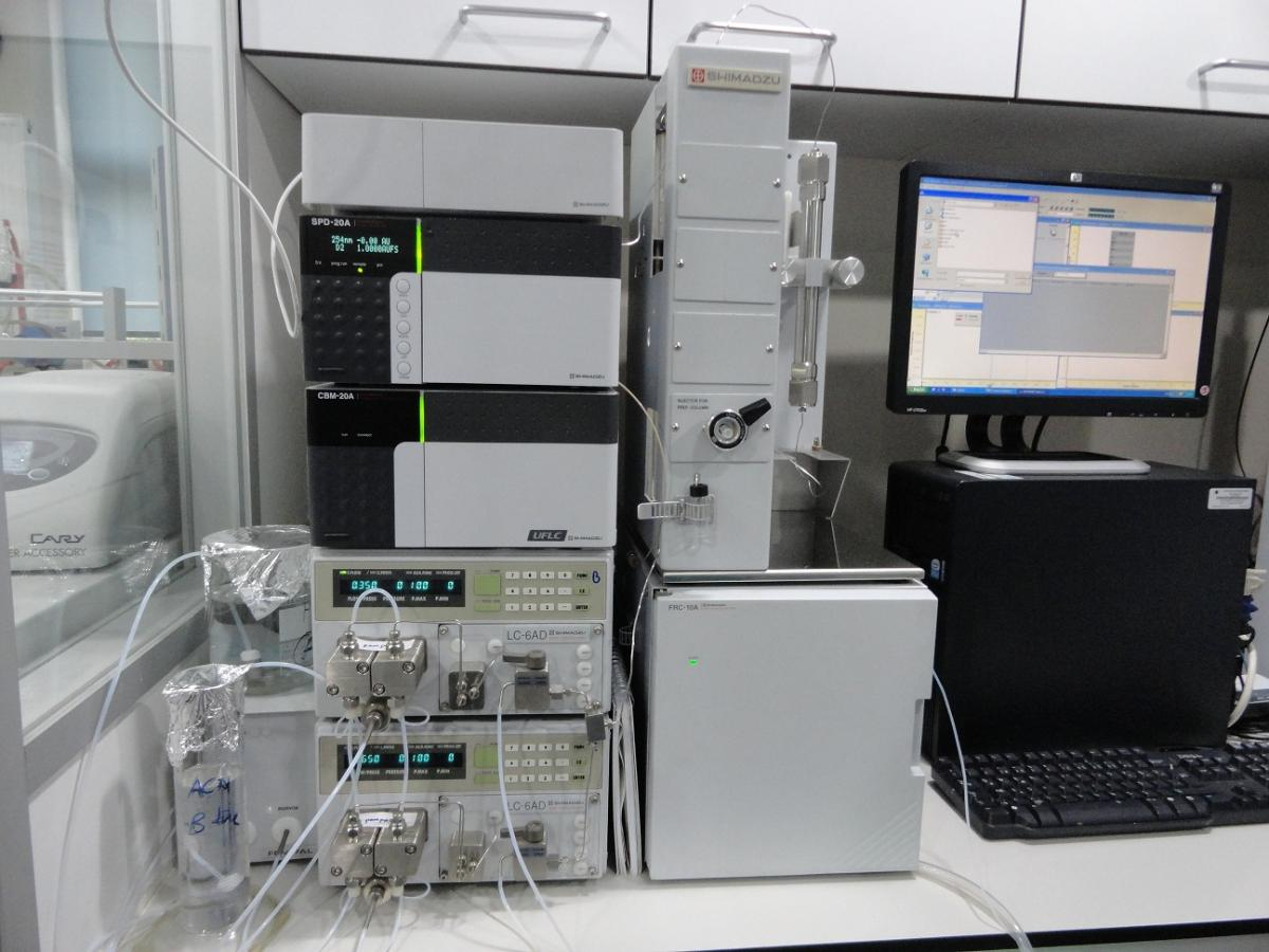 Preparative High Performance Liquid Chromatography Prep